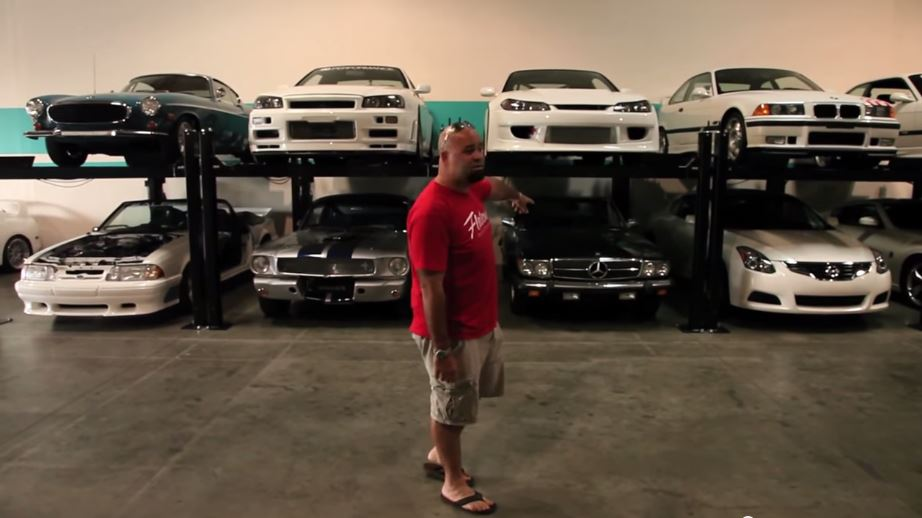 paul walker 39 s incredible car collection is up for sale. Black Bedroom Furniture Sets. Home Design Ideas