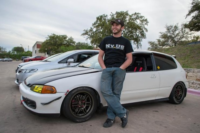 Best Cars For Autocross >> Readers Rides Andrew S Built Not Bought Autocross Honda